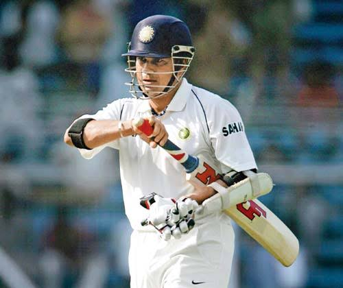 Sachin Tendulkar was booed in Mumbai