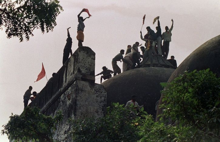 SC Ends Ayodhya Dispute, Temple Will Be Built At Disputed Site. Muslims To Get Alternative Land