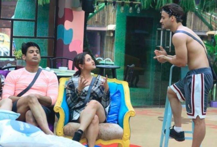 Sid and Rashmi Colors Bigg  Boss