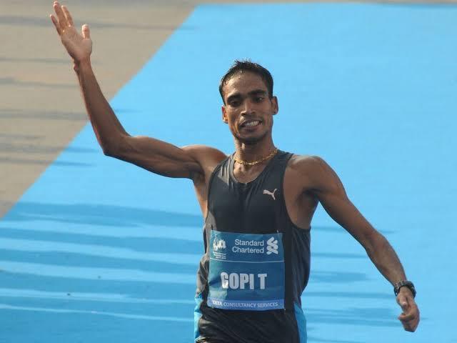 Thonakal Gopi won gold