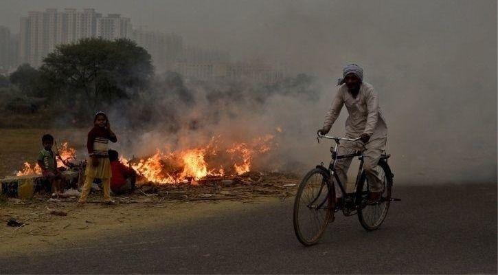 waste burning drones