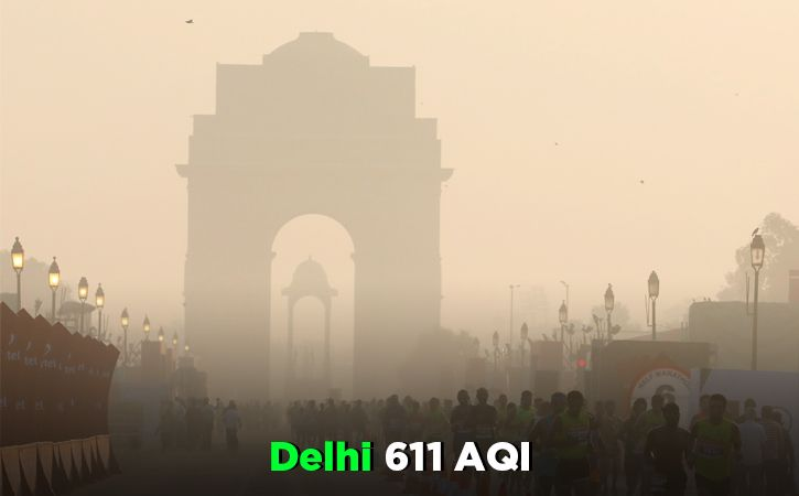 With Toxic Air Quality, These 10 Cities Across North India Have Become Unbreathable
