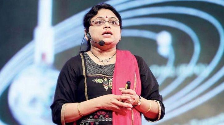 women empowerment Ritu Karidhal