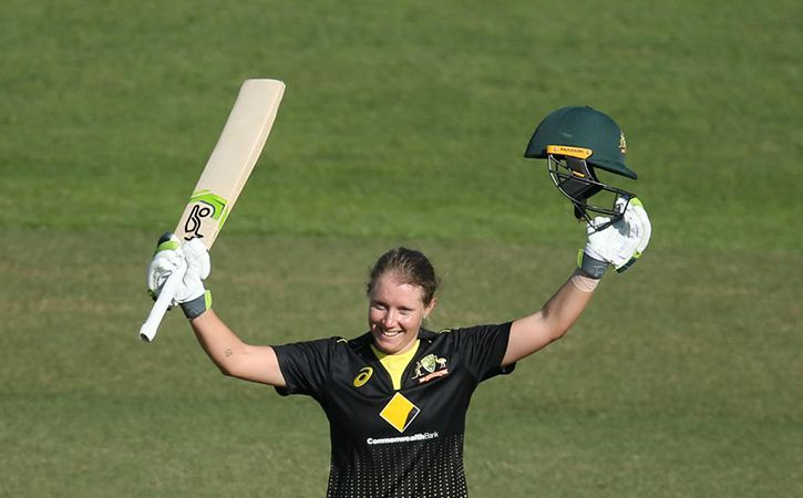 Alyssa Healy Just Smashed 148 Not Out In 61 Balls
