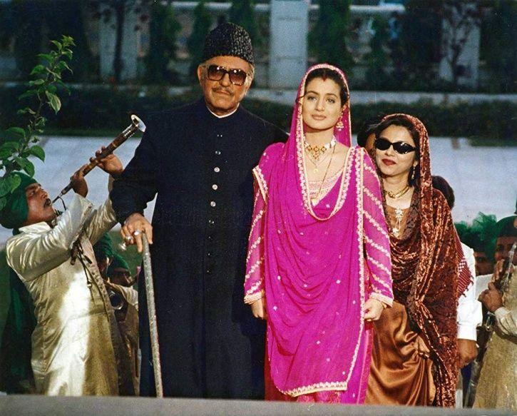 Ameesha Patel in Gadar: Ek Prem Katha.