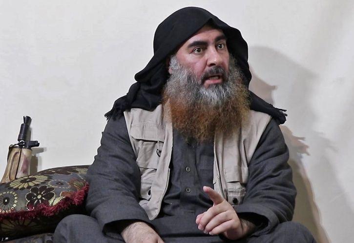 Anu Bakr al-Baghdadi