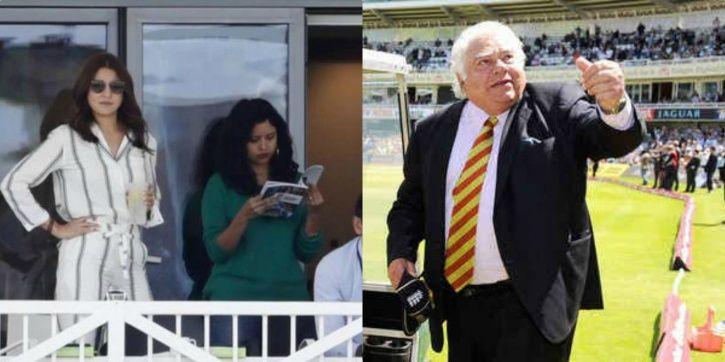 Anushka Sharma is angry