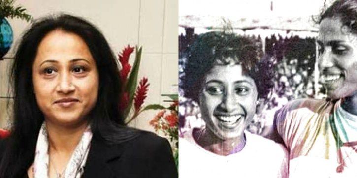 Ashwini Nachappa is forgotten