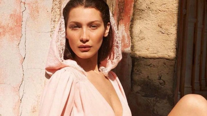 BellaHadid is the most beautiful woman on the planet.