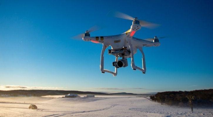 boy drone