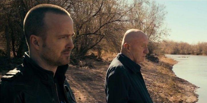 Breaking Bad references in El Camino.