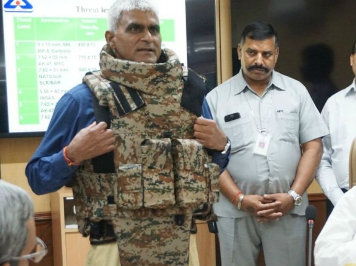 bullet-resistant jackets