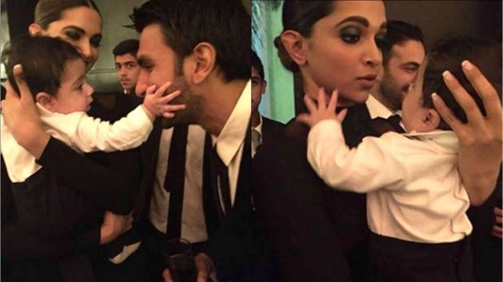 Deepika Padukone Has Already Deicide How Ranveer And She Will Raise Their Little DeepVeers!
