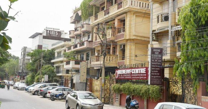 delhi colonies