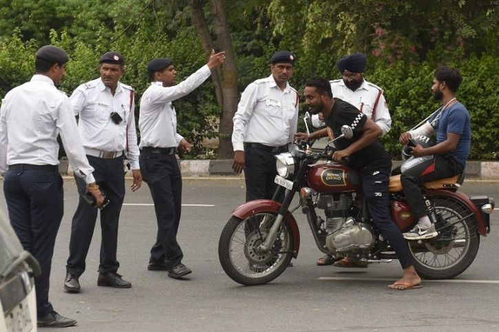 Delhi Traffic Rules, Delhi Traffic Challans, Traffic Challan Data, Number of Traffic Challans, Motor