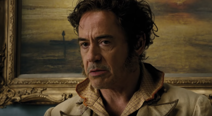 Dolittle Trailer Shows Robert Downey Jr Talking To Animals & Fans Are Upset