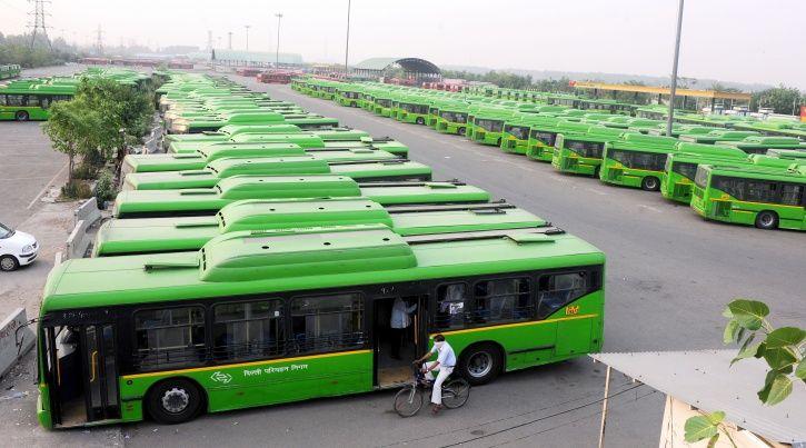 DTC Bus Free Ride