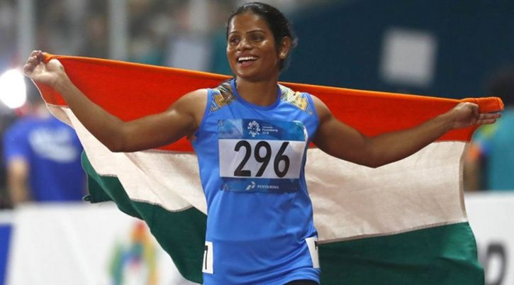 Dutee Chand is fast
