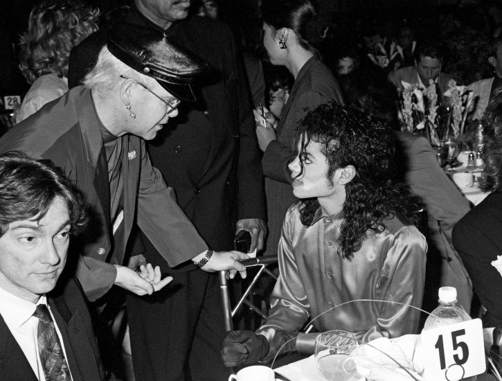 Elton John Calls Michael Jackson 'Mentally Ill', Says He Was 'Disturbing Person To Be Around'