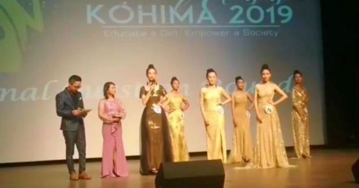 'Focus More On Women Instead Of Cows': A Miss Kohima Contestant