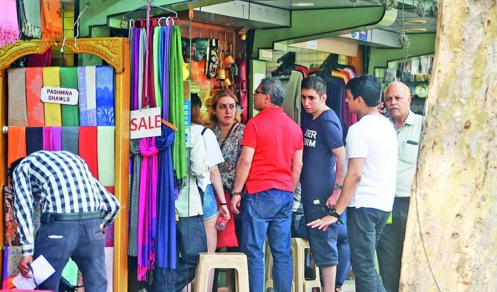 Foreign Tourist Duped