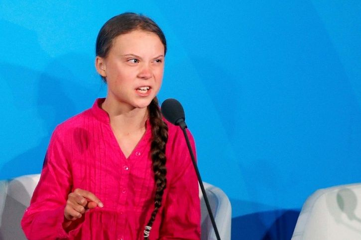 Greta Thunberg is fighting to make a difference.