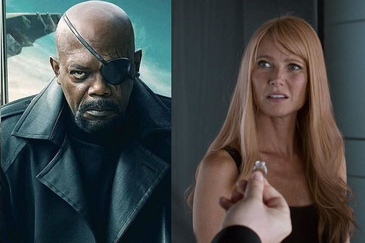 Gwyneth Paltrow had no clue that Samuel L Jackson was a part of Marvel Cinematic Universe