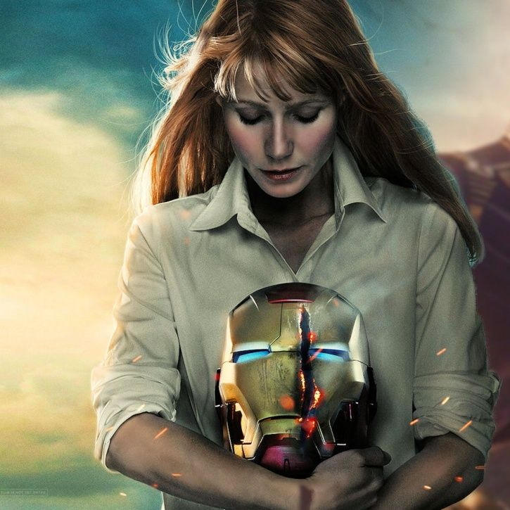 Gwyneth Paltrow stars as Pepper Potts.