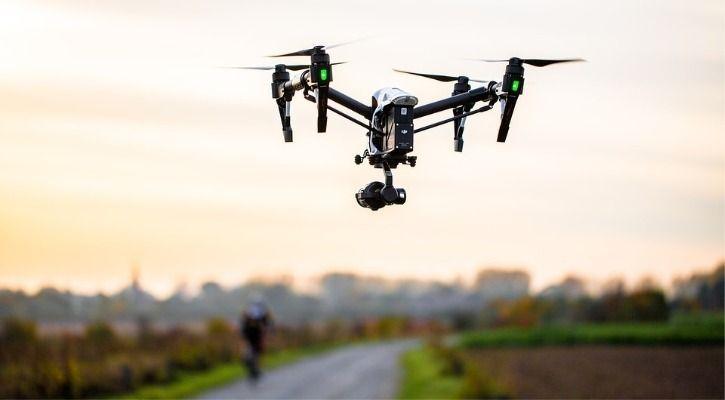 IIT Madras drones