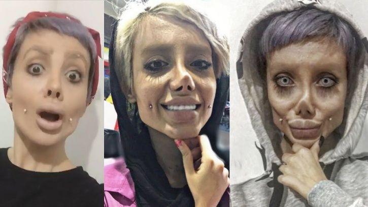 Iran Arrests Angelina Jolie-Lookalike Instagram Star For Blasphemy & Inciting Violence