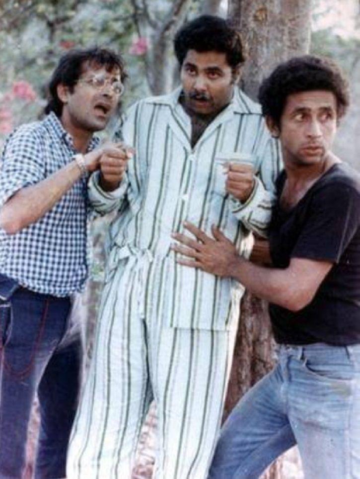 Jaane Bhi Do Yaaro was a cult classic, a hilarious, satirical film