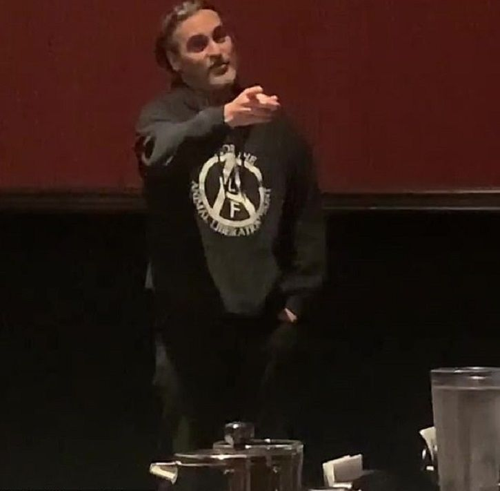 Joaquin Phoenix Surprises Fans At Screenings Of Joker, The Film Rated Higher Than The Dark Knight