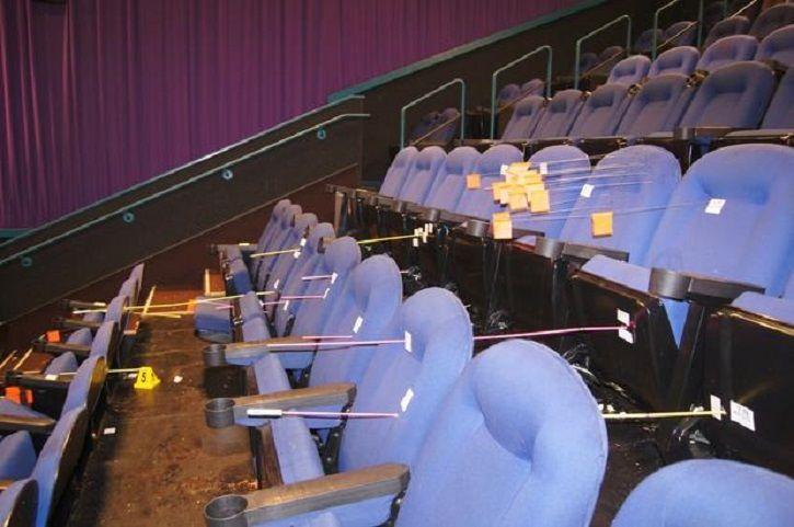 Joker screening: 2012 Aurora, Colorado shooting.