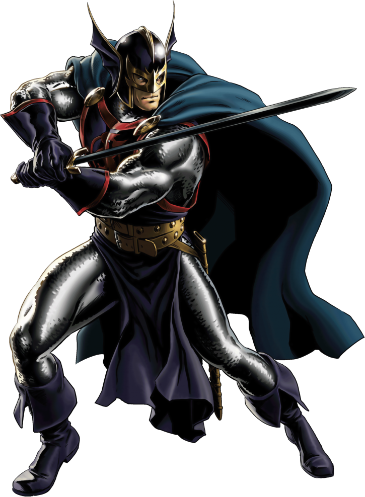 Kit Harignton will be playing the role of Dane Whiteman, which is known by the name of Black Knight.
