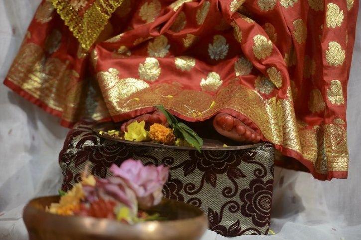 Kumari Puja
