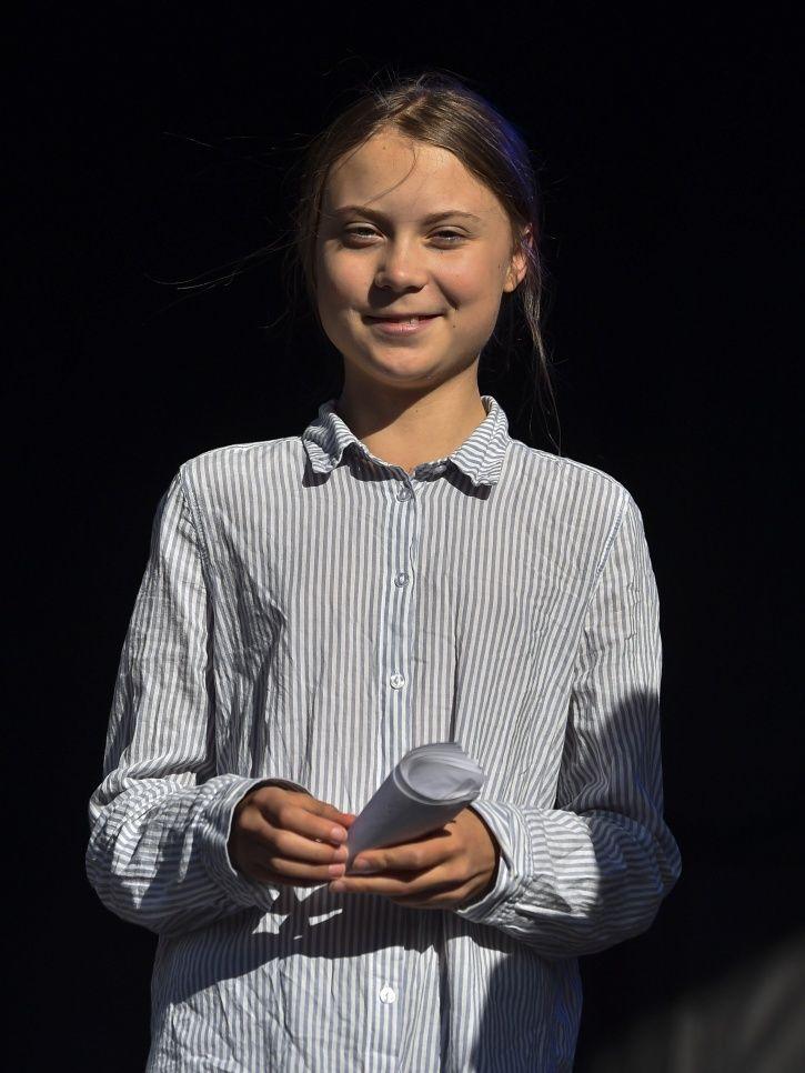 Leonardo DiCaprio Criticises Donald Trump, Lauds Greta Thunberg In His Global Citizen Speech