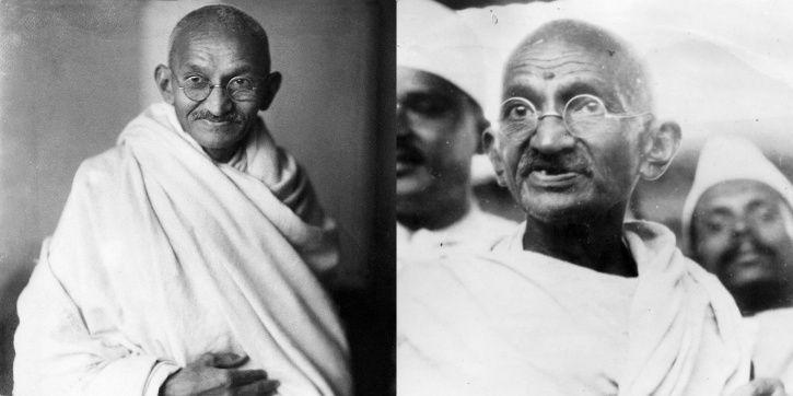 Mahatma Gandhi had a cricket connection