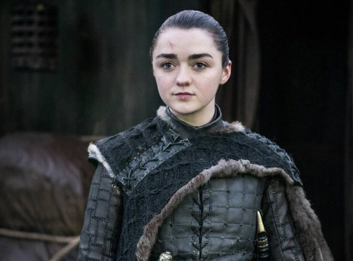 Maisie Williams is now 22-years-old and happy to discover her feminity.