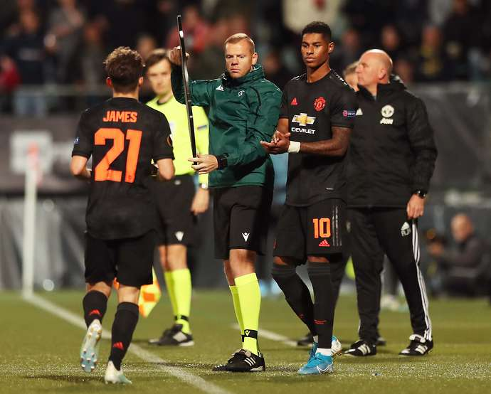 Manchester United are in trouble