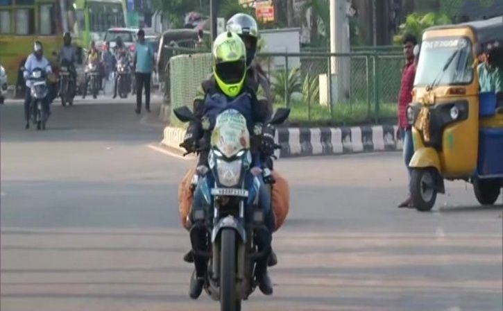 Motorcycle Campaign To Save Tigers