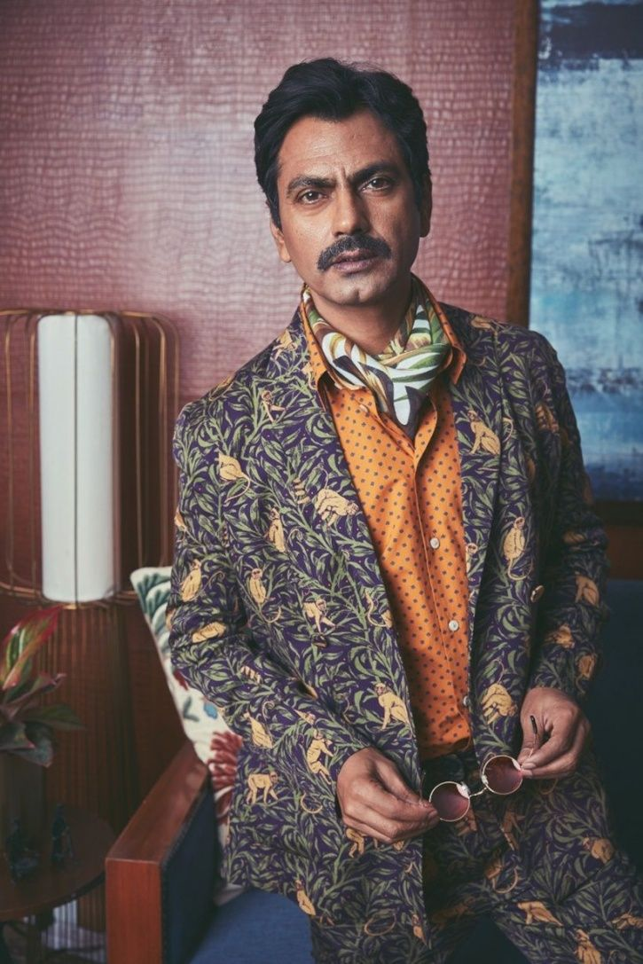 Nawazuddin Siddiqui Wins Golden Dragon Award For Excellence In Cinema At Cardiff International Film