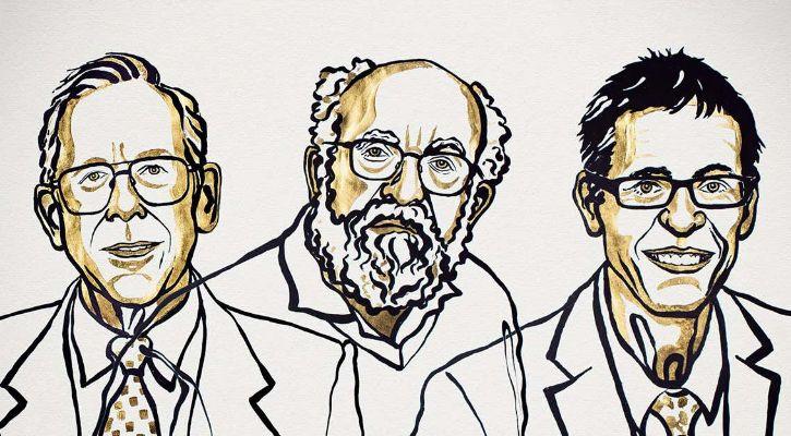 Nobel Prize exoplanets