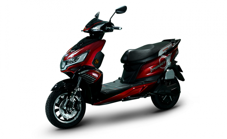 Okinawa iPraise+, Top Electric Scooters