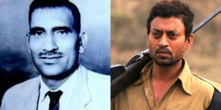 Paan Singh Tomar was shot dead