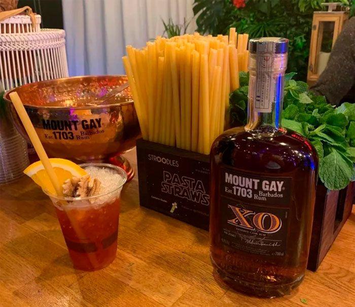 pasta straw