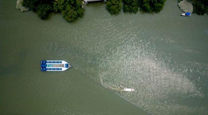 river pollution