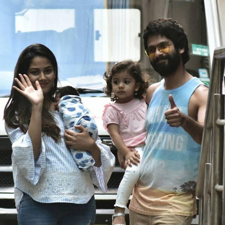 Shahid Kapoor on parenthood.
