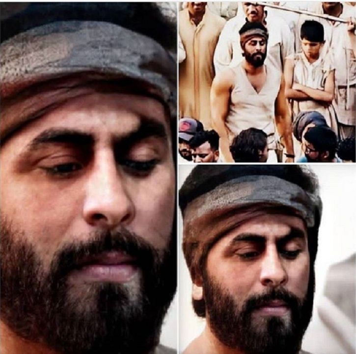Shamshera's Leaked Pictures Show Ranbir Kapoor In A Rugged-Bearded Look & We Are Floored!