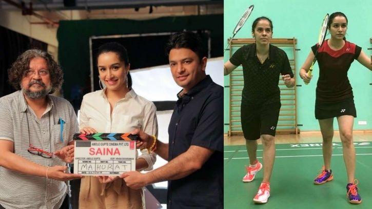 Shraddha Kapoor in Saina Nehwal biopic.