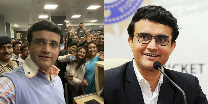 Sourav Ganguly is very popular